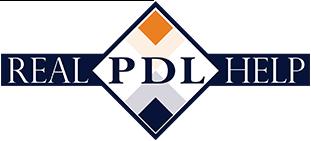 real PDL help logo