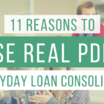 11 Reasons to Choose Real PDL Help for Payday Loan Consolidation