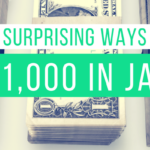 10 Surprising Ways to Save $1,000 in January